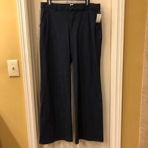 GAP NWT wide leg pants Size 12R